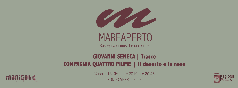 Rassegna MareAperto 2019 a Lecce